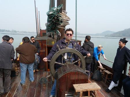 Obiective turistice Wuxi: La carma