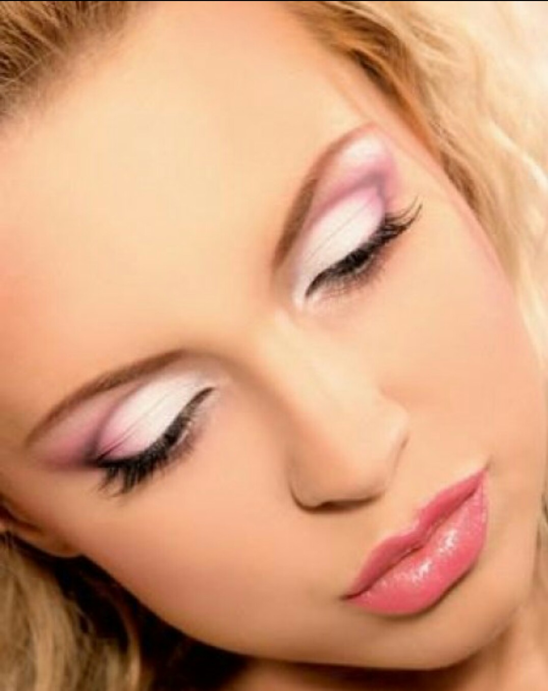 Красивые картинки повседневного макияжа