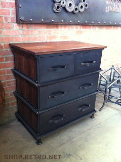 Walnut Ellis Dresser