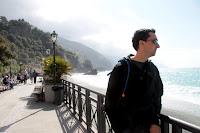 Gerrod at Monterosso