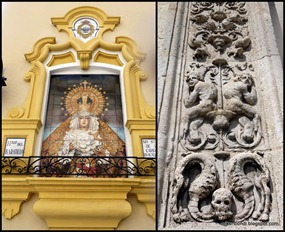 Seville wall details