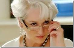 Meryl Streep Prada