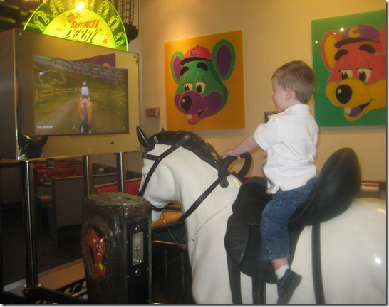 04 28 2012 - First trip to Chuck E. Cheese (4)