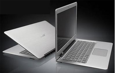 Desain dan Dimensi Ultrabook Notebook Tipis Harga Murah Terbaik