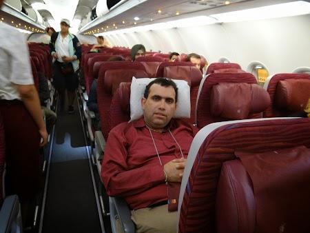 Qatar Airways Doha - Muscat