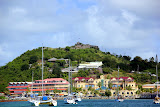 A View Of The French Capital Marigot - Philipsburg, St. Maarten