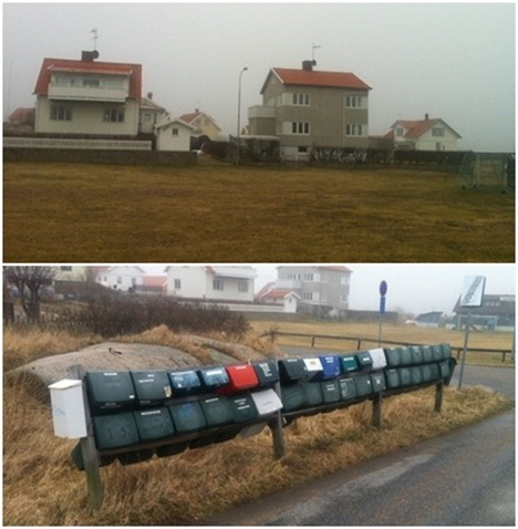 5 hus lådor