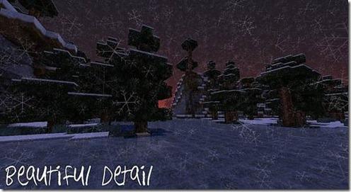 texture-pack-Minecraft-snow