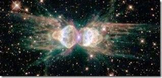 Planetary Nebulosa  Mz3_ HUBBLE HERITAGE