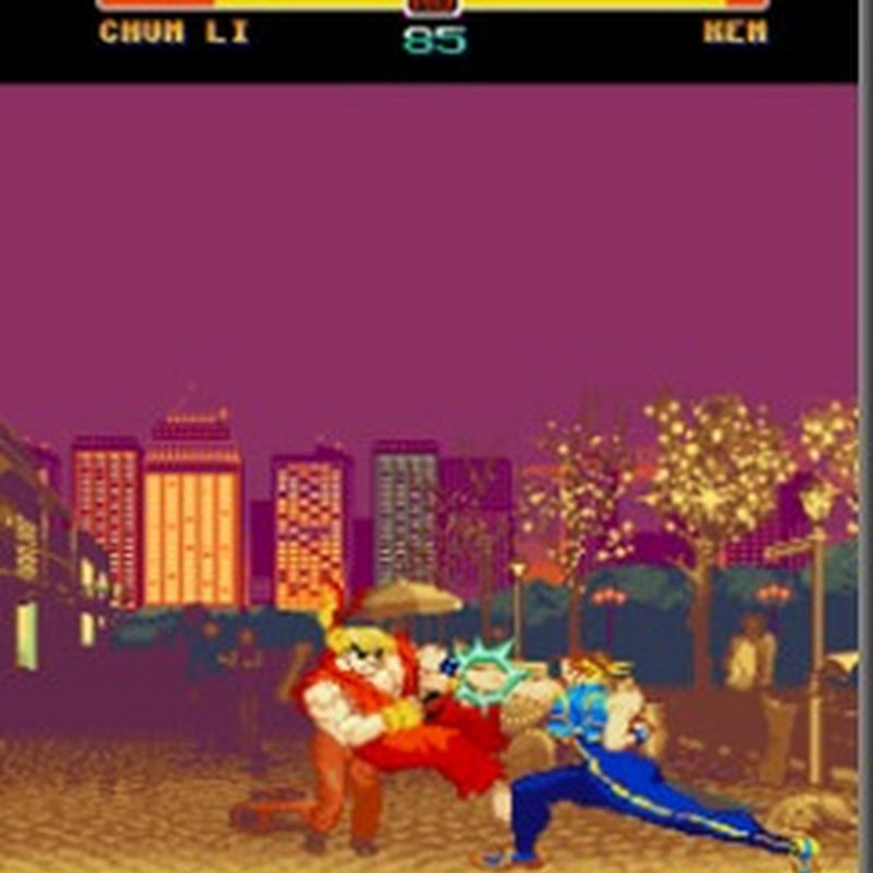 Street Fighter Alpha v3.0.1 for 89,93,96,97++ games