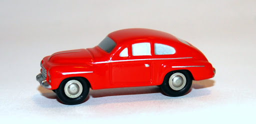 Jahresset 2001 Volvo 544