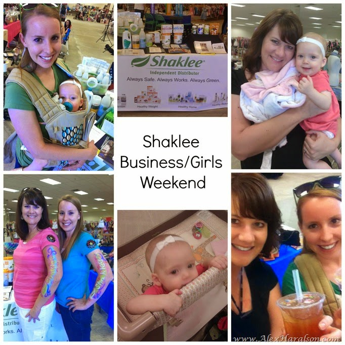shaklee business girls weekend