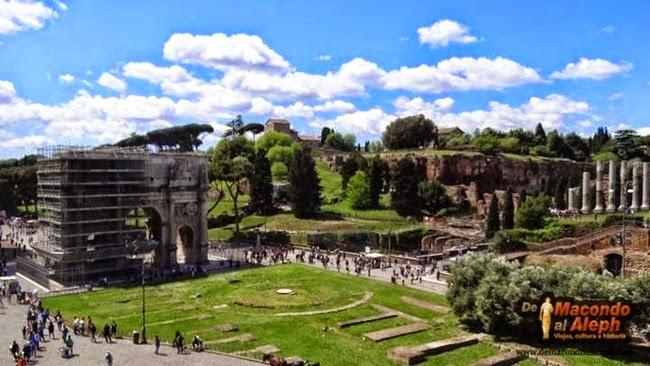 Visitar El Coliseo Romano 4