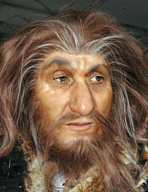 Neanderthal Sean Penn