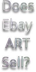 selling art ebay