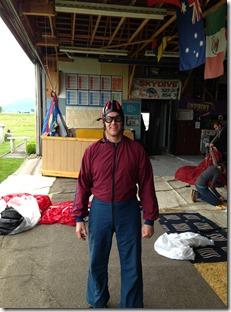 2013 Skydive - BK jump suit