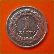 Polonia 1 Zloty