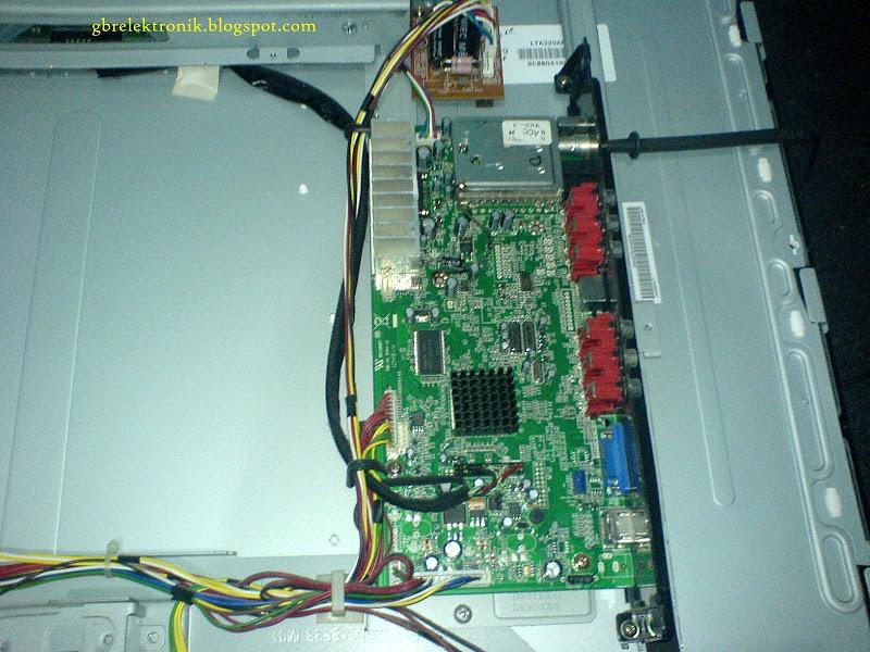 Service electronic blok modul lcd polytron ccuart Gallery