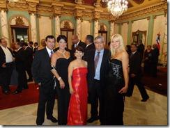 dany y grace, embajador india