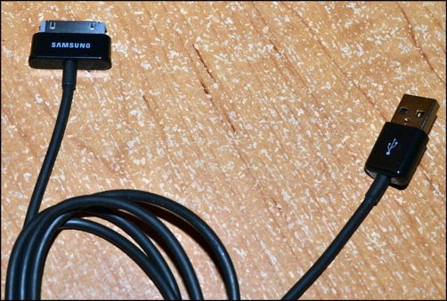Samsung Galaxy Tab2 cable