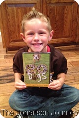20 Dogs DVD Ryan