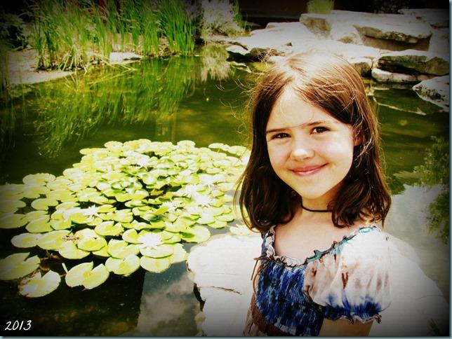 lily pond faye