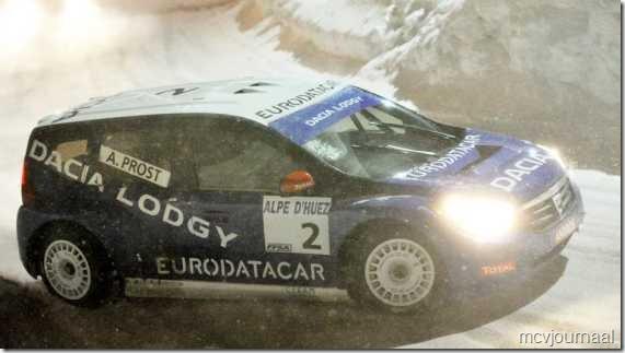 Dacia Lodgy Glace Alpe d Huez 03