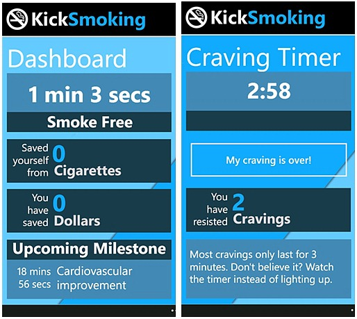 Kick Smoking
