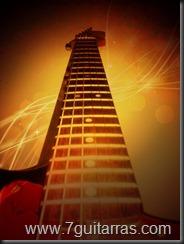 guitarra mastil