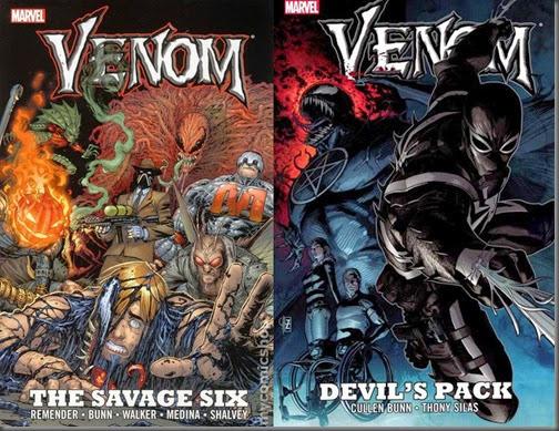 Venom-Vols.3&4