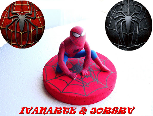 Dulceros Spider-Man