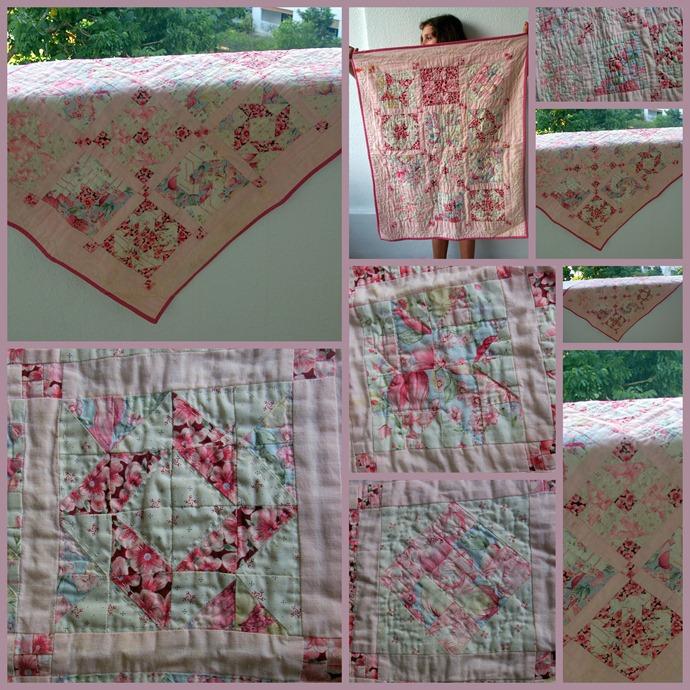 First ever quilt