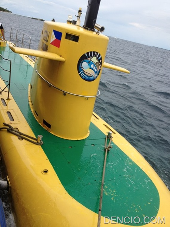 Cebu Yellow Submarine 03