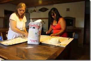 Rolling Gnocchi