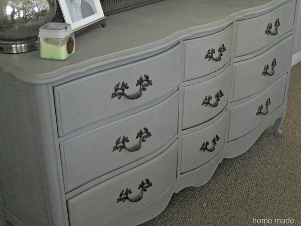 french linen dresser home