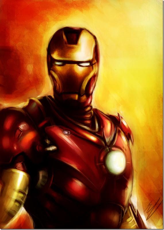 Iron man ,Anthony Edward ,Tony Stark (60)