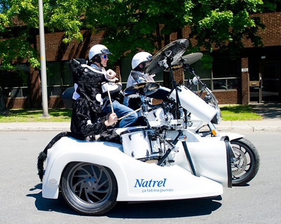 Montreal Motobike band 02