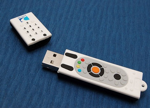 43. DirecTV control remoto USB Drive