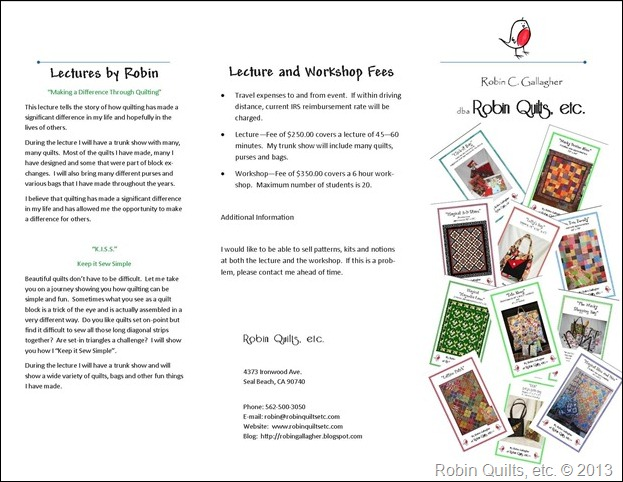 RQe Lecture Workshop Side 1