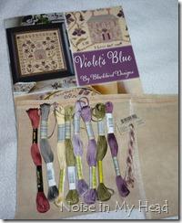 BBD Violets Blue