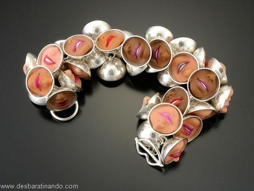 braceletes barbie pedaços partes bonecas desbaratinando (1)