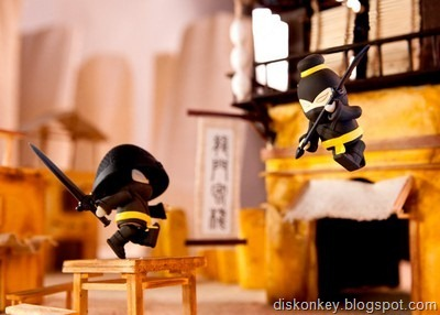 Ninja USB flash drive 1