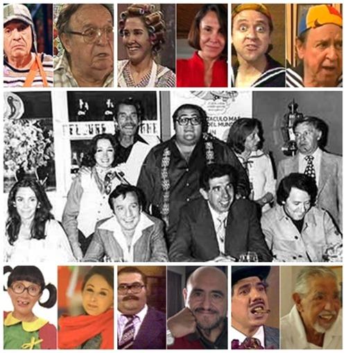 Como estão os personagens do seriado A Turma do Chaves que em 2011 completa 41 anos