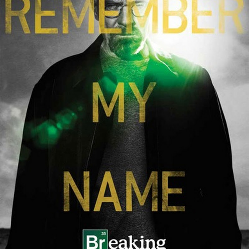 Cartel de Breaking Bad