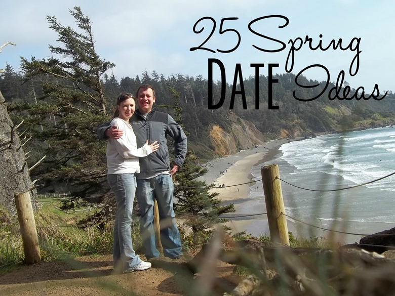 25 Spring Date Ideas