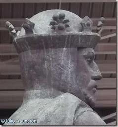 Jaime el Conquistador - centro comercial Bassa el Moro - Petrer