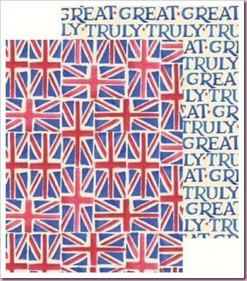 Emma Bridgewater Union Flag giftwrap