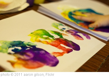 'finger painting' photo (c) 2011, aaron gilson - license: http://creativecommons.org/licenses/by-nd/2.0/