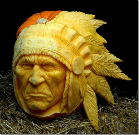 awesome pumpkin carving 5