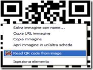Come leggere i codici QR con Chrome e come decodificarli dal Desktop